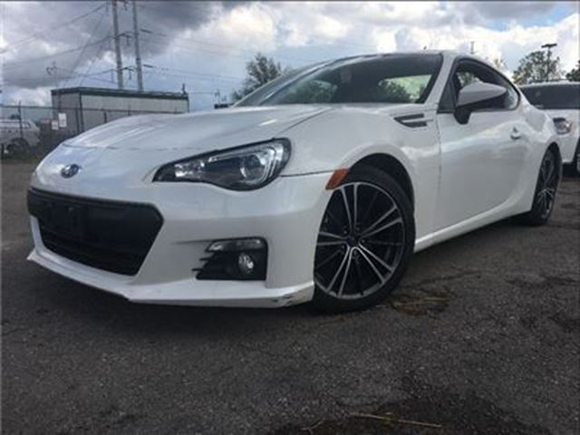 2014 SUBARU BRZ Sport-tech LEATHER NAVIGATION in St Catharines, Ontario