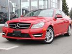 2014 Mercedes-Benz C-Class C 250 2dr Coupe in Kamloops, British Columbia