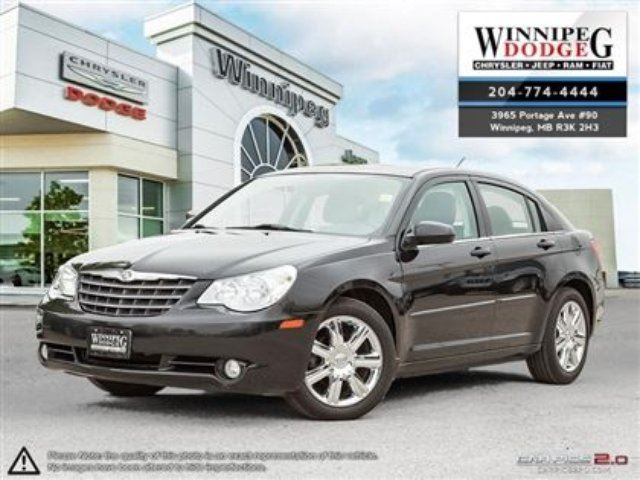 2010 CHRYSLER SEBRING Touring in Winnipeg, Manitoba