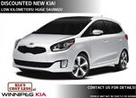 2016 Kia Rondo EX 5-Seater *Demo Clear Out Special!* in Winnipeg, Manitoba