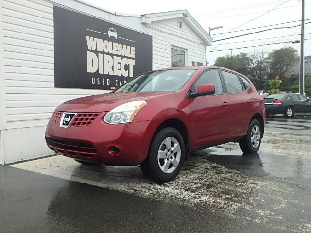 2008 NISSAN Rogue SUV S FWD 2.5 L in Halifax, Nova Scotia