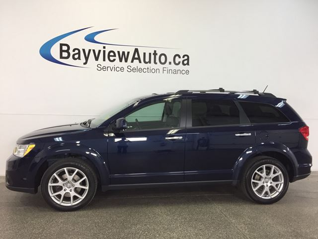 2017 dodge journey gt awd rem strt roof dvd nav 7 rider htd lthr blue bayview auto sales. Black Bedroom Furniture Sets. Home Design Ideas