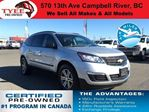 2017 Chevrolet Traverse LS in Campbell River, British Columbia