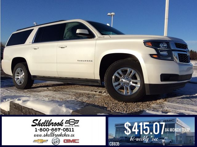 2017 CHEVROLET Suburban LT in Shellbrook, Saskatchewan