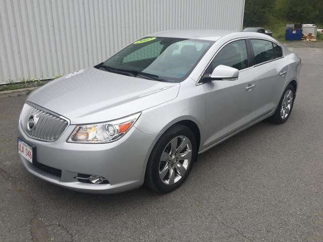 2012 Buick LaCrosse w/1SR in Edmundston, New Brunswick