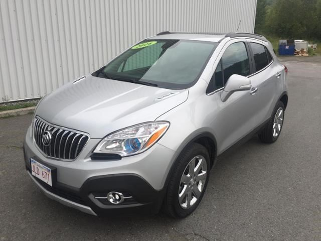 2016 Buick Encore Leather in Edmundston, New Brunswick