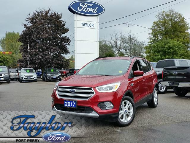used 2017 ford escape se port perry. Black Bedroom Furniture Sets. Home Design Ideas