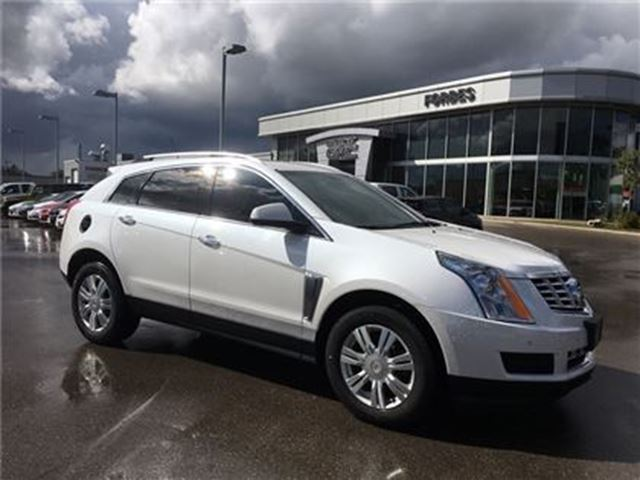 2016 CADILLAC SRX Luxury Collection \ NAV \ ULTRA VIEW ROOF \ AWD \ in Waterloo, Ontario