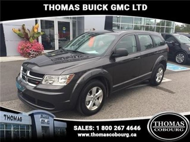 2016 DODGE JOURNEY SE Plus - $132.08 B/W - 160 in Cobourg, Ontario