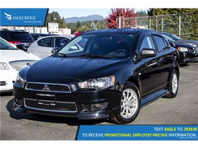 2013 MITSUBISHI LANCER SE Heated Seats and Air Conditioning in Coquitlam, British Columbia