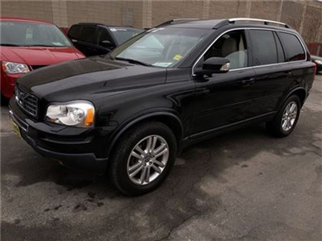 2012 VOLVO XC90 3.2, Automatic, Leather, Sunroof, AWD in Burlington, Ontario