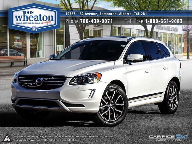 2016 VOLVO XC60 T5 HEATED SEATS PREMIER AWD in Edmonton, Alberta