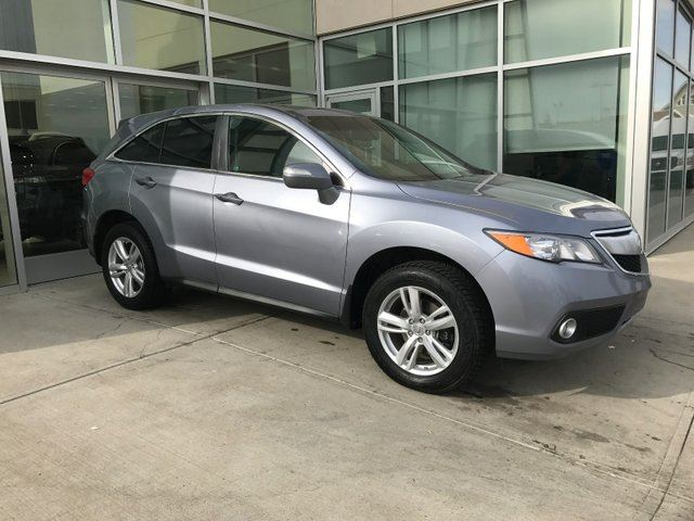 2014 ACURA RDX NAV/HEATED SEATS/BACK UP MONITOR/SUN ROOF in Edmonton, Alberta