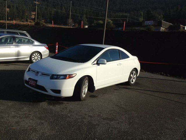 2007 HONDA CIVIC LX in Williams Lake, British Columbia