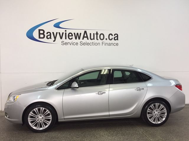 2014 BUICK VERANO - ALLOYS|REM STRT|REV CAM|ON STAR|CRUISE! in Belleville, Ontario