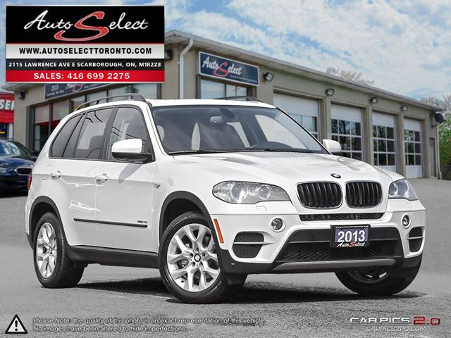 2013 BMW X5 xDrive35i AWD ONLY 86K! **TECHNOLOGY PKG** CLEAN CARPROOF in Scarborough, Ontario