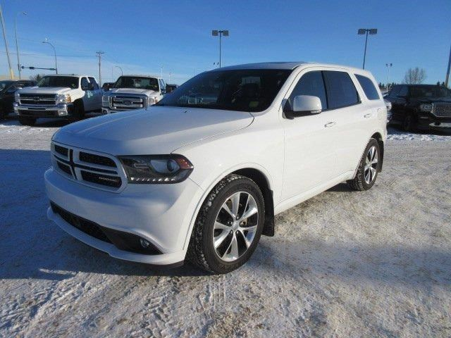 2015 DODGE DURANGO R/T in Lloydminster, Alberta