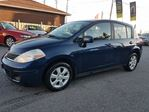 2008 Nissan Versa 1.8 SL, AUTOMATIC, BLUETOOTH, ALLOYS, ONLY 74 KMS in Ottawa, Ontario