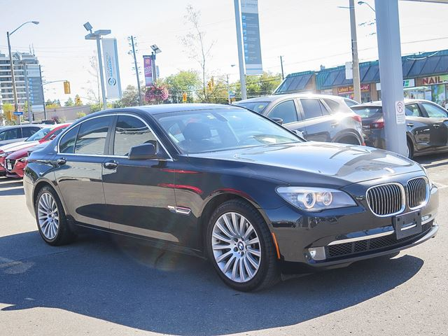 2012 BMW 7 Series 750 750i xDrive/ INTELLIGENT ALL WHEEL DRIVE SYSTEM in Toronto, Ontario