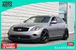 2010 Infiniti EX35 *CUIR*TOIT*8 ROUES COMPLETES*79000KM* in Longueuil, Quebec