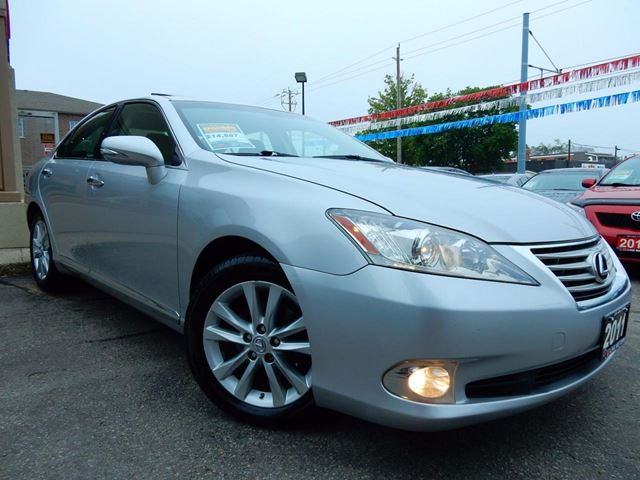 2011 LEXUS ES 350 PREMIUM  NAVIGATION.CAMERA  LEATHER.ROOF in Kitchener, Ontario