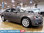 2014 Audi A4 KOMFORT - QUATTRO - TOIT OUVRANT - CUIR in Laval, Quebec