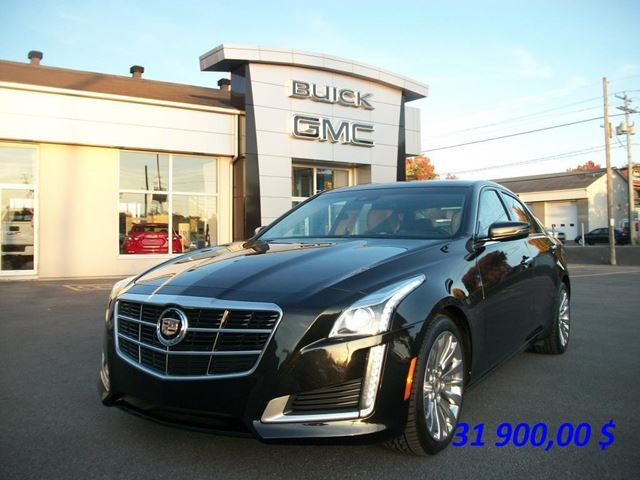 2014 Cadillac CTS Luxury AWD in Notre-Dame-Des-Prairies, Quebec