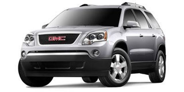 2010 GMC Acadia SLT1 in Cold Lake, Alberta