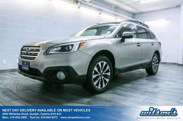 new 2015 subaru outback limited awd leather sunroof heated seats parking sensors. Black Bedroom Furniture Sets. Home Design Ideas