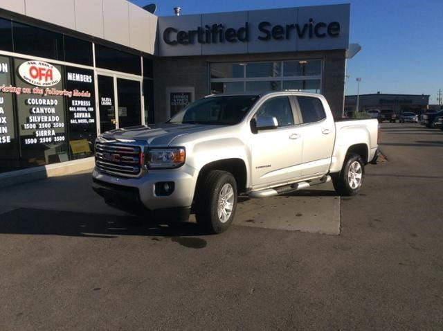 2016 GMC CANYON 2WD SLE in Blenheim, Ontario