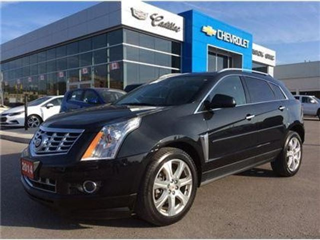 2014 CADILLAC SRX Performance in Pickering, Ontario