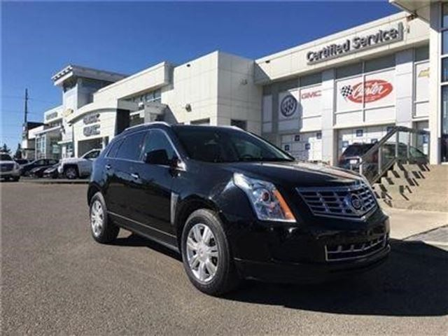 2014 CADILLAC SRX Luxury in Calgary, Alberta