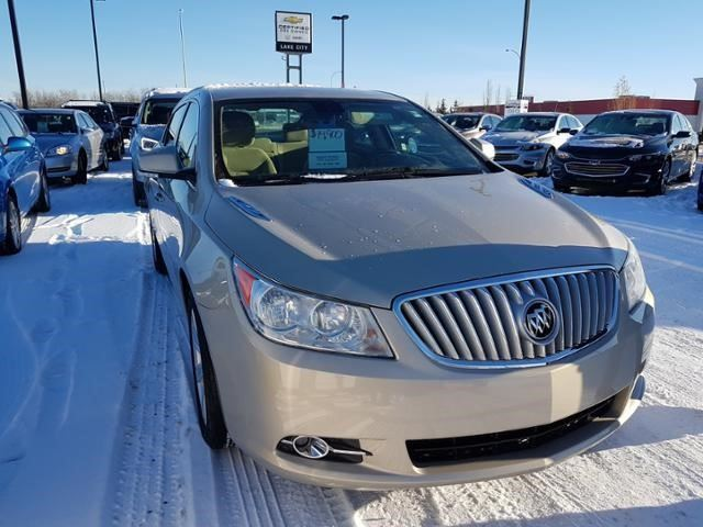 2012 Buick LaCrosse w/1SN in Cold Lake, Alberta