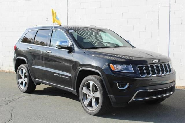 2016 JEEP GRAND CHEROKEE Limited in St John's, Newfoundland And Labrador