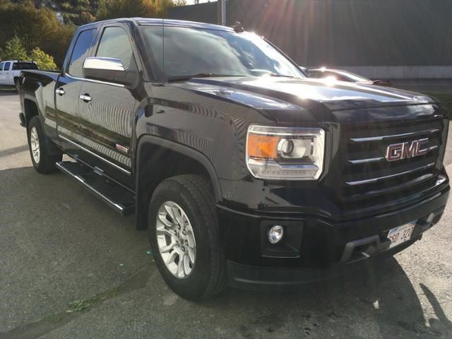 2015 GMC Sierra 1500 SLE in Edmundston, New Brunswick