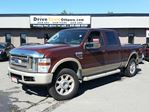 2008 Ford F-250 KING RANCH CREW 4X4 **DIESEL** in Ottawa, Ontario