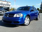 2013 Dodge Avenger SE-ABS BRAKES-TRACTION CONTROL in Belleville, Ontario