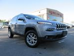 2015 Jeep Cherokee 4X4, ROOF, ALLOYS, V6, 67K! in Stittsville, Ontario