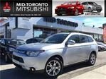 2014 Mitsubishi Outlander GT with Navigation in Toronto, Ontario