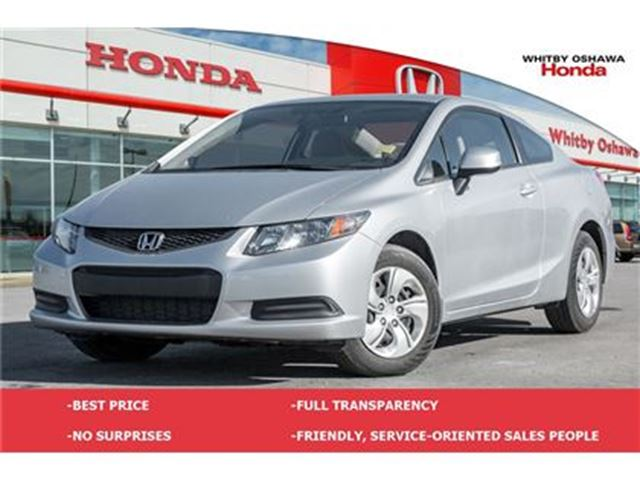 2013 HONDA Civic LX (A5) in Whitby, Ontario