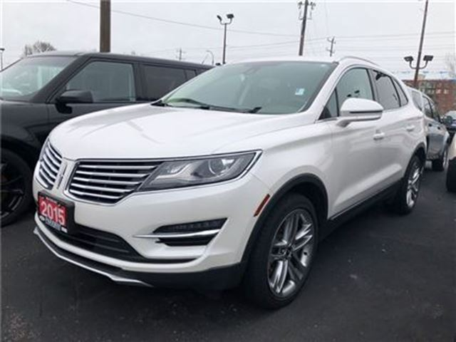 2015 LINCOLN MKC Reserve AWD  LOW KILOMETERS!  $303 BIWEEKLY in Waterloo, Ontario