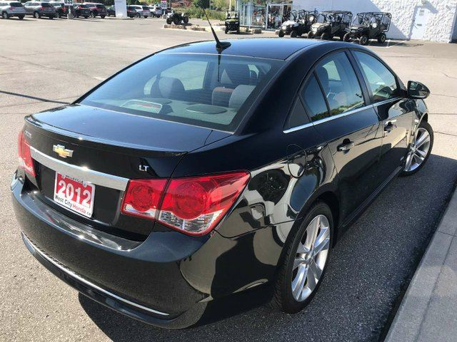2012 chevrolet cruze lt rs manual belleville ontario car for sale 2893021. Black Bedroom Furniture Sets. Home Design Ideas