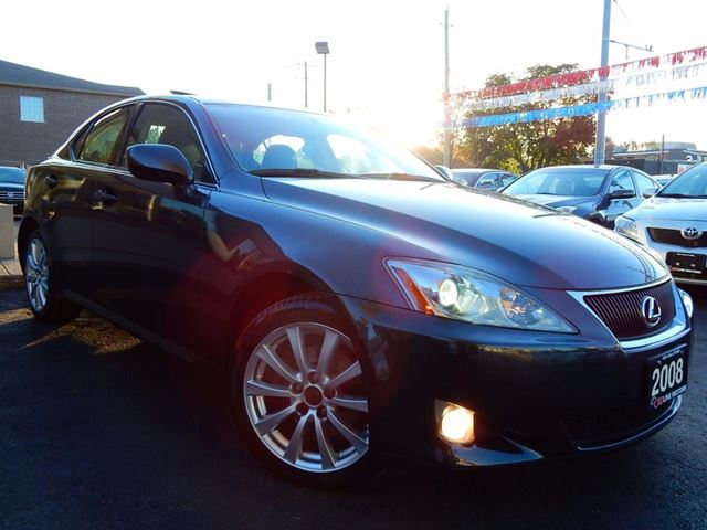 2008 LEXUS IS 250 AWD  PREMIUM  LEATHER.ROOF  LOW KMS in Kitchener, Ontario