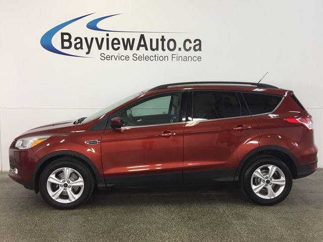 2015 FORD ESCAPE SE- 4WD|KEYPAD|ECOBOOST|HTD SEATS|REV CAM|SYNC! in Belleville, Ontario