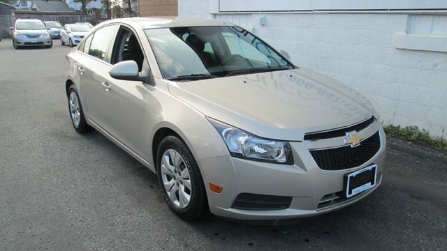 2012 CHEVROLET CRUZE LT Turbo in North Bay, Ontario