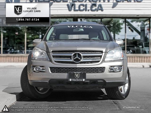 Used 2009 mercedes benz gl class mercedes service history for Mercedes benz markham