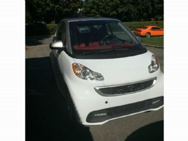 2016 SMART FORTWO ELECTRIC DRIVE ,Assistance Usure in Mississauga, Ontario