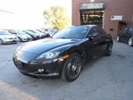 2005 Mazda RX-8 GT / LEATHER / 6SPD/ ONLY 133,00 KM in Ottawa, Ontario