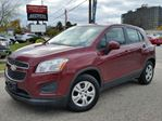 2013 Chevrolet Trax LS 6spd in Waterloo, Ontario