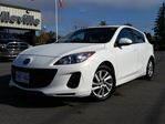 2012 Mazda MAZDA3 GS-SKY-manual transmission-power locks and window in Belleville, Ontario